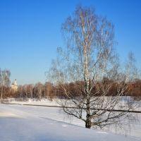 Вид на Гнилуши от Старбеево, Старбеево