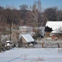 Здесь находилась деревня Гнилуши, Старбеево