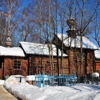 Церковь Георгия Победоносца в Тарбееве, Старбеево