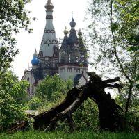 Церковь в Долгопрудном, Старбеево
