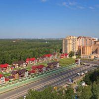 Шоссе Лихачевское, Старбеево