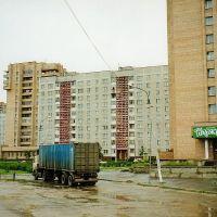 Улица Калинина (2000 г.)  /  Kalinin Street, Ступино