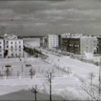 Ступино 50-х., Ступино