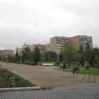 Promenade, Ступино