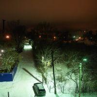 Зима, Сходня