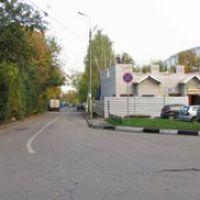 Угол Мичурина и больничного переулка 3 октября 2009, Сходня