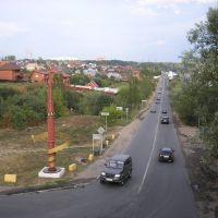 Новосходненское шоссе, Сходня
