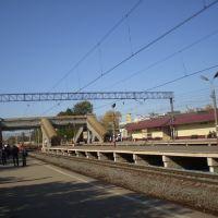 Station Skhodnya (1), Сходня