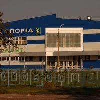 """дворец спорта """"Атлант"""", Талдом"""