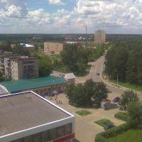 panorama, Текстильщик