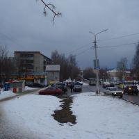 ул. Кузьмина 7 ветров, Текстильщик