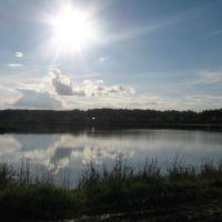 Пруд, Тишково