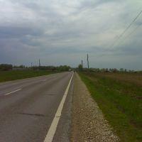 Дорога Ляхово-Ильинское, Тишково
