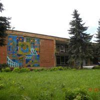 заводская столовая, Томилино
