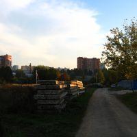 Вид из Заречья 1, Троицк