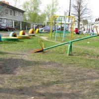Детская площадка, Туголесский Бор
