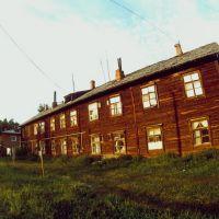 Дома в поселке Туголесский Бор, Туголесский Бор