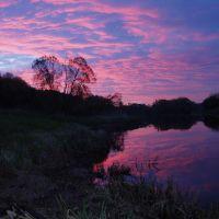 Восход над рекой, Тучково