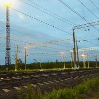 Поезд, Тучково