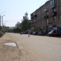 ул. Силикатная, Тучково