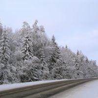 Лютый мороз (www.lutchezar-yasenev.ya.ru), Уваровка