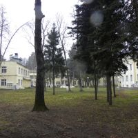 Санаторий, Удельная