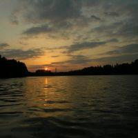 Солнце садится..., Удельная