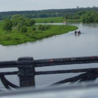 Старый успенскй мост, Успенское