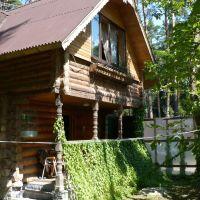 Лесной домик с попугаем, Успенское