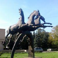 Памятник, Успенское