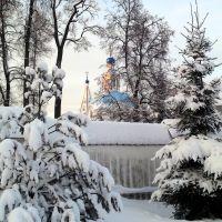 Успенская церковь, Успенское