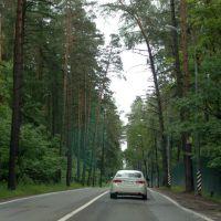 2-е Успенское шоссе, Московская область, Успенское