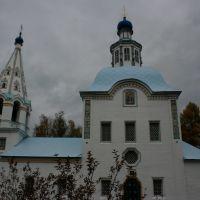 Успенская церковь_4, Успенское