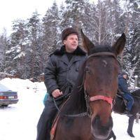 Зима в Фирсановке, Фирсановка