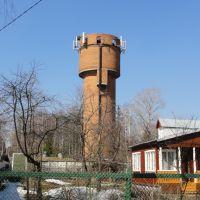 Водонапорная башня в Фирсановке, Фирсановка