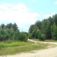 Будто прибалтийский пейзаж., Фосфоритный