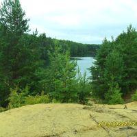 Озеро в карьере. м, Фосфоритный
