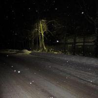 Ночь, улица, фанарь, Головино ;), Фряново