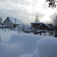 Зимняя фазенда, Фряново