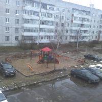 Детская площадка на Механизаторов 9, Фряново