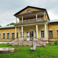 Fryanovo manor, main entrance., Фряново