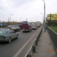 Leningradka, Химки