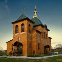 Хорлово. Церковь Введения во храм Пресвятой Богородицы, Хорлово