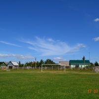 Футбольное поле в Хорлово, Хорлово