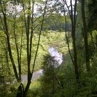 Abramtsevo, Vorya river, July-2008, Хотьково