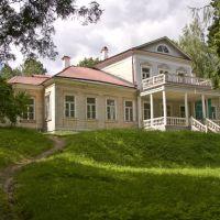 Abramtsevo, The Main House, July-2008, Хотьково