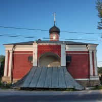 Хотьково. Алексеевская церковь, Хотьково