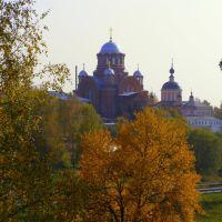 Хотьков женский монастырь., Хотьково