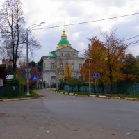 Надвратная церковь Хотькова монастыря (1791), Хотьково