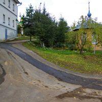 Хотьков монастырь, Хотьково